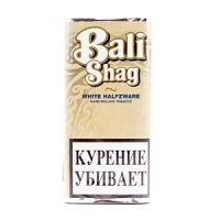 Самокруточный табак Bali Shag White Halfzware