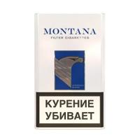 Сигареты с фильтром Montana, пачка 20 шт.