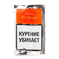 Табак Excellent Kir Royal Кисет 30 г