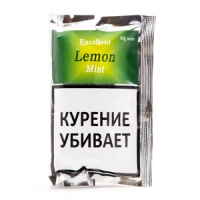 Табак Excellent Lemon Mint 40 г