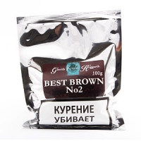 Gawith Hoggarth Best Brown №2 Кисет 100 г