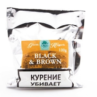 Gawith Hoggarth Black & Brown Кисет 100 г