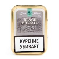 Gawith Hoggarth Black Pigtail 50 г