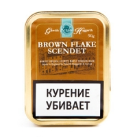 Gawith Hoggarth Brown Flake Scented 50 г