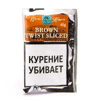 Gawith Hoggarth Brown Twist Sliced 40 г