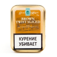 Gawith Hoggarth Brown Twist Sliced 50 г