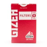 Фильтры для самокруток Gizeh Filters 8мм
