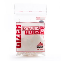 Фильтры для самокруток Gizeh Extra Slim Filters 5,3 мм