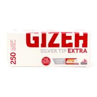 Сигаретные гильзы Gizeh Silver Extra Long 250 шт