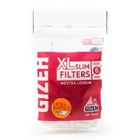 Фильтры для самокруток Gizeh XL Slim Filters 6мм