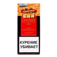 Сигариллы Handelsgold Cherry Red Wood Tip