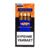 Сигариллы Handelsgold Chocolate Wood Tip