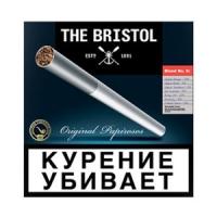 Папиросы The Bristol с трубочным табаком
