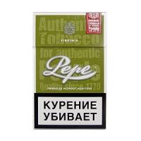 Сигареты Pepe Rich Green, пачка 20 шт.