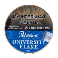 Peterson University Flake