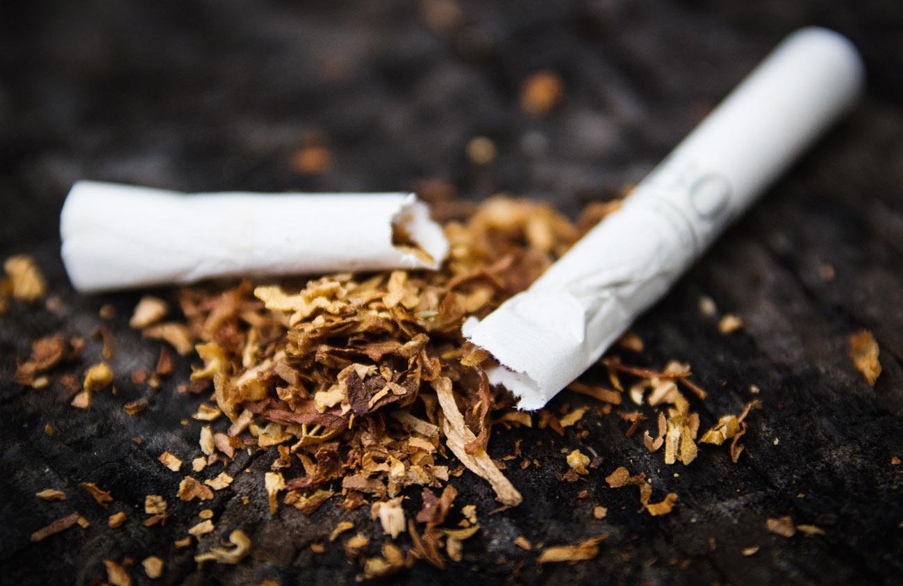 химия табака и табачных изделий