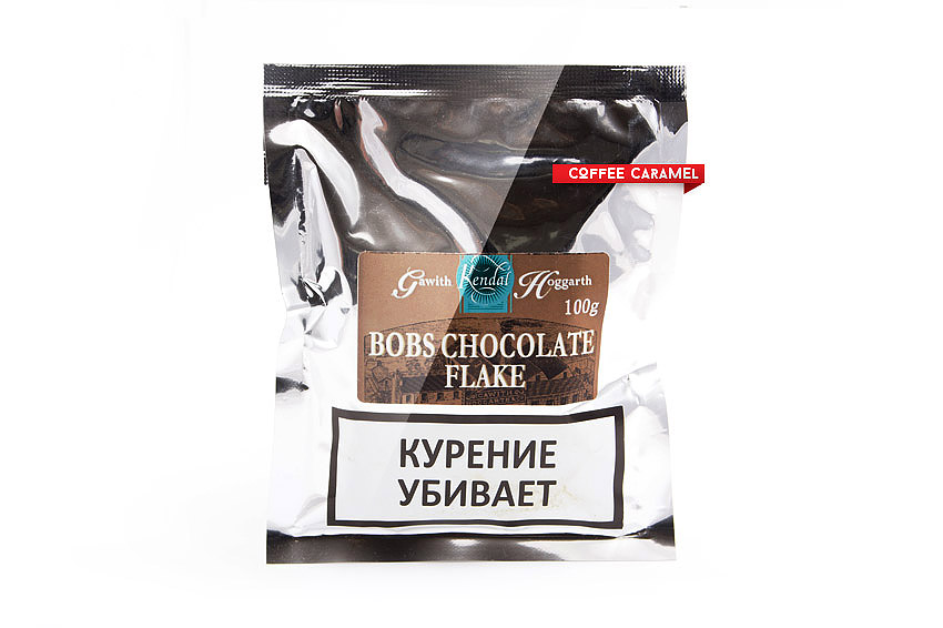 Табак для трубки Gawith Hoggarth Bob's Chocolate Flake Кисет 100 г