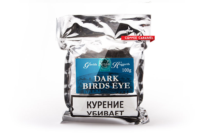 Трубочный табак Gawith Hoggarth Dark Bird's Eye Кисет 100 г