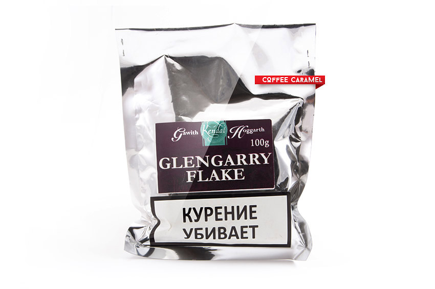 Трубочный табак Gawith Hoggarth Glengarry Flake Кисет 100 г