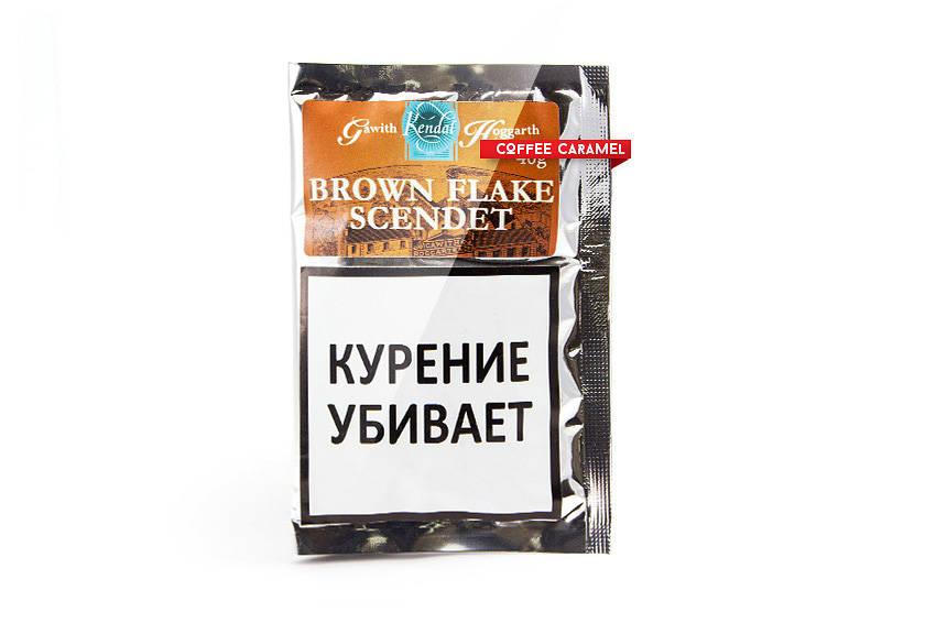 Трубочный табак Gawith Hoggarth Brown Flake Scented кисет 40 г