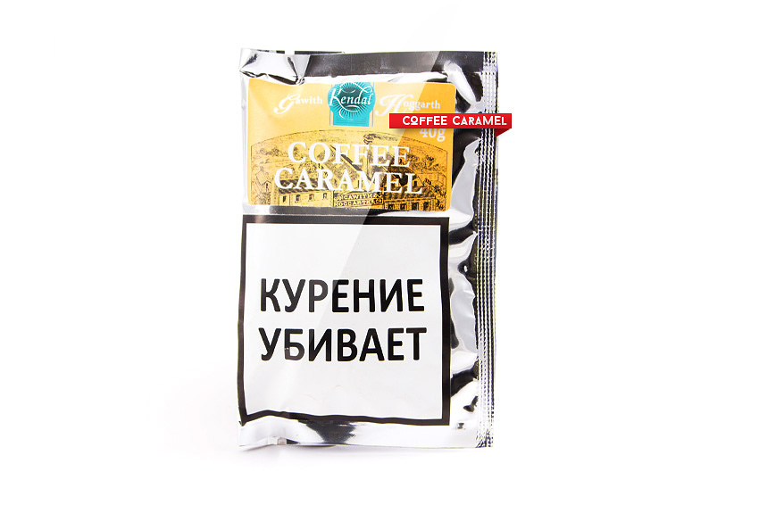 Трубочный табак Gawith Hoggarth Coffee Caramel кисет 40 г