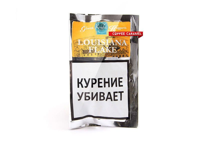 Трубочный табак Gawith Hoggarth Louisiana Flake кисет 40 г