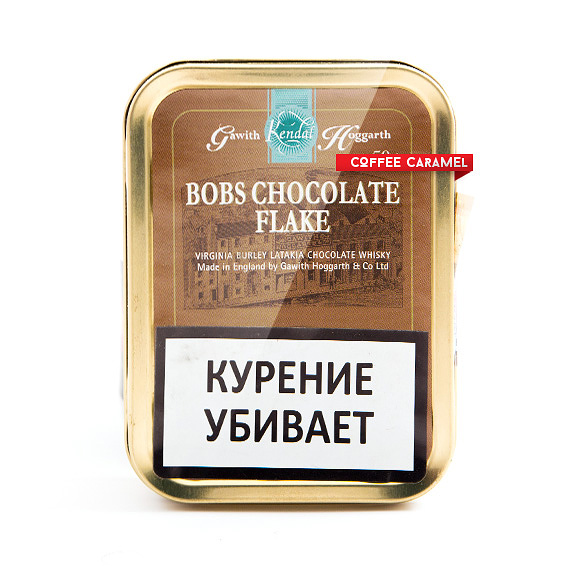 Gawith Hoggarth Bob's Chocolate Flake Банка 50 г