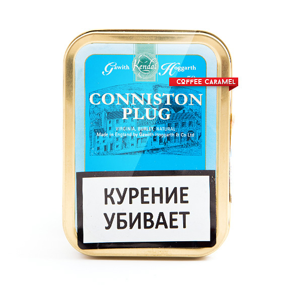 Трубочный табак Gawith Hoggarth Conniston Plug Банка 50 г