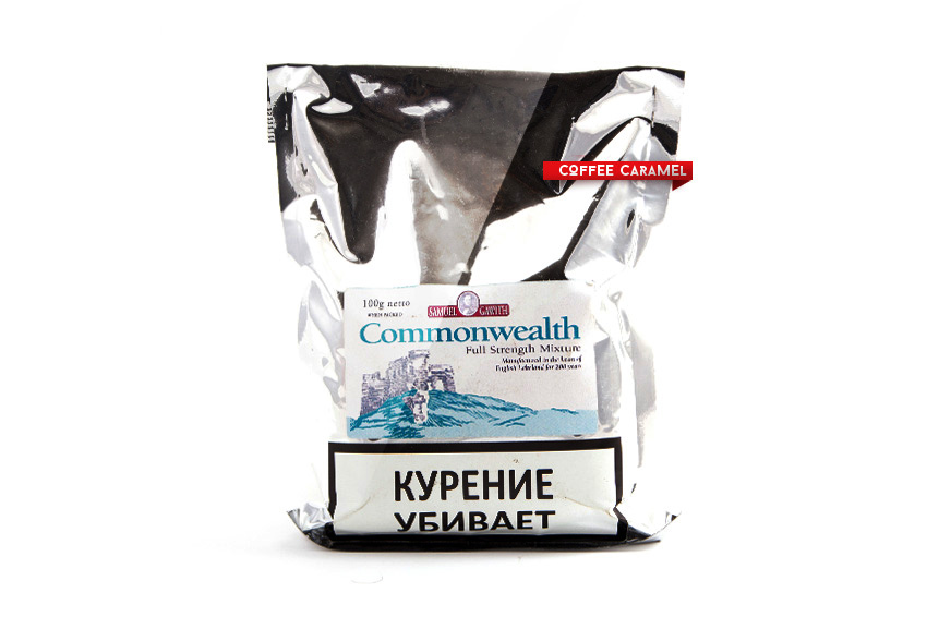 Трубочный табак Samuel Gawith Commonwealth Mixture кисет 100 г