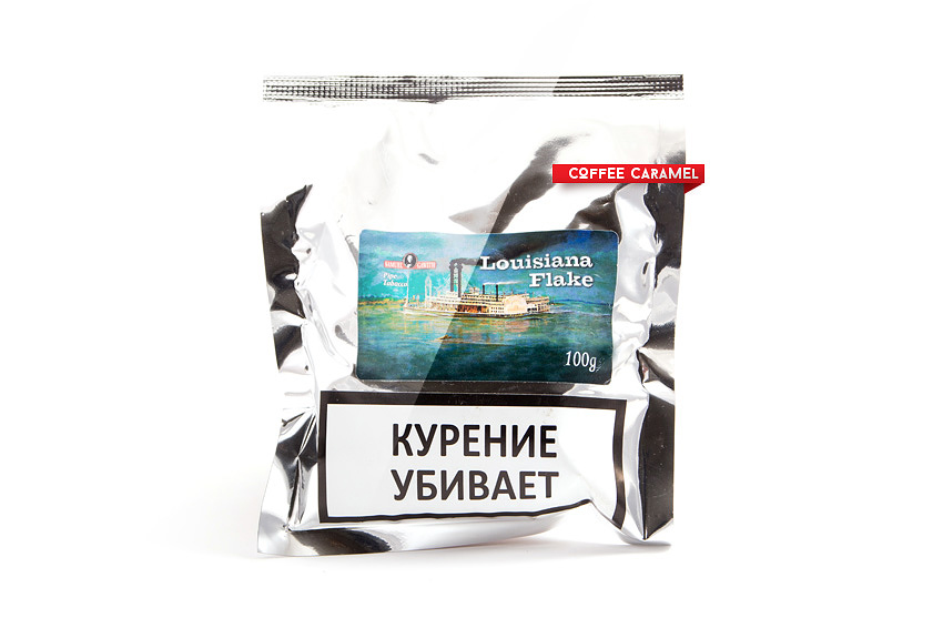 Трубочный табак Samuel Gawith Louisiana Flake кисет 100 г