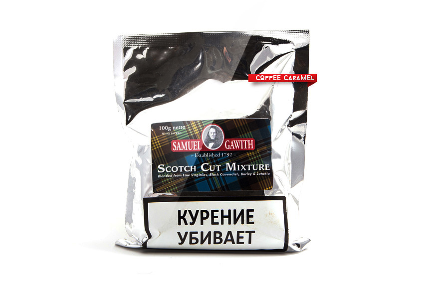 Трубочный табак Samuel Gawith Scotch Cut Mixture кисет 100 г